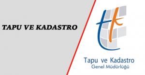 KPSS 2016/1 İle Tapu ve Kadastro Genel Müdürlüğüne Atanan Adaylardan İstenilen Belgeler