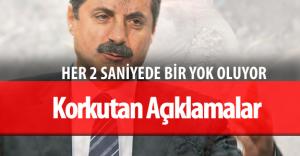 Tarım Bakanı Faruk Çelik'ten Korkutan Açıklama