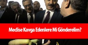 """Tarım Bakanı Faruk Çelik'ten Meclisteki Kavgalara """"Turp"""" Göndermesi"""