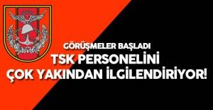 TBMM Milli Savunma Komisyonu Toplandı ! TSK Personeli İçin Kritik Kanun Tasarısı Görüşülüyor