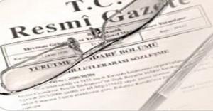Toros Üniversitesi Eğitim-Öğretim ve Sınav Yönetmeliğinde Değişiklik Resmi Gazete'de