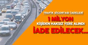 Trafik Sigortası İade İşlemleri Ne Zaman Başlayacak? Ne Kadar Ücret İade Edilecek?