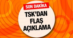 TSK'dan Son Dakika Açıklaması ! 25 PYD'li Öldürüldü