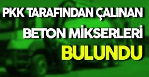 Tunceli'de Terör Operasyonu Gerçekleştirildi