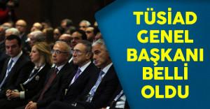 Türk Sanayicileri Ve İşadamları Derneği (TÜSİAD) Genel Başkanı Belli Oldu
