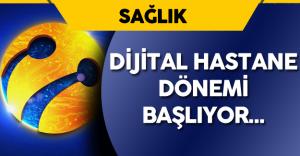 Turkcell ve Rönasans ile Dijital Hastane Dönemi Başlıyor