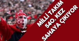 Türkiye 540. Milli Maçına Çıkacak ( EURO 2016 Milli Takımın Maçı Ne Zaman?)