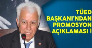 Türkiye Emekliler Derneği'nden Promosyon Açıklaması