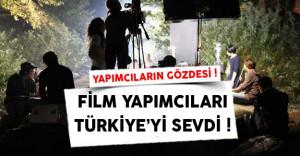 Türkiye Film Yapımcılarının Vazgeçilmezi Oldu