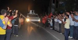 Türkiye'nin Dört Bir Yanında Darbe Girişimine Tepkiler Devam Ediyor