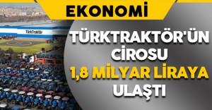 TürkTraktör 214 Milyon TL Net Kâr Elde Etti