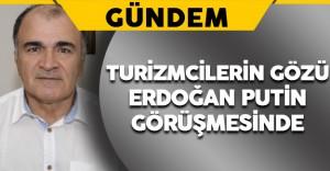 """TÜROFED Başkanı Ayık: """"Charter yasağı kalksa aylık 400-500 bini rahatlıkla yakalarız"""""""