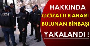 Yalova'da FETÖ'den Aranan Binbaşı Yakalandı
