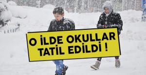 Yarın okullar tatil mi derken MEB kar tatili açıklaması geldi