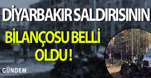 Yaşanan Diyarbakır Saldırısının Ağır Bilançosu