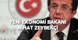 Yeni Ekonomi Bakanı Nihat Zeybekçi Oldu ( Nihat Zeybekçi Kimdir? , Nerelidir? )