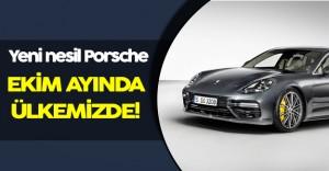 Yenilenmiş Porsche Panamera Çok Yakında Ülkemizde Olacak