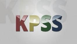 KPSS A Grubu Belirli Şehirlerde Olacak
