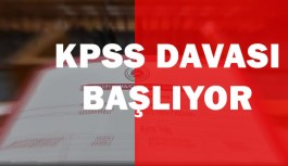 KPSS Şüphelileri Hakim Karşısına Çıkıyor