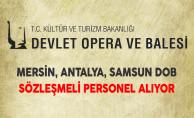 Mersin, Antalya, Samsun DOB Müdürlüğü Sözleşmeli Personel Alıyor