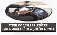 Aydın Koçarlı Belediyesi İşkur Aracılığıyla Şoför Alıyor
