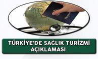 Sağlık Turizmi Daire Başkanı Aydın'dan Sağlık Turizmine Yönelik Açıklamalar