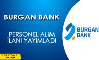 Burgan Bank Personel Alım İlanı Yayımladı