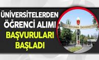 Milli Savunma Üniversitesine Üniversitelerin 1. Sınıflarından Öğrenci Alımı Başvuruları Başladı