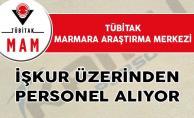 Yeni İlan! TÜBİTAK Marmara Araştırma Merkezi, İŞKUR Üzerinden Personel Alıyor