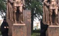 Atatürk Anıtı#039;na Baltayla Saldırmıştı! Hakkında Verilen Karar Beli Oldu