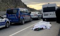 Ankara Mamak'ta dereye uçan otomobilte 3 kişi öldü 2 kişi Yaralandı