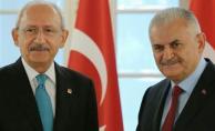 Binali Yıldırım ve Kılıçdaroğlu görüşme sonrası flaş açıklama