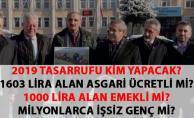 CHP'li Kaya 2019 Tasarruf Bütçesini eleştirdi