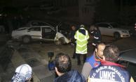 Başkentte trafik kazası: 2 yaralı