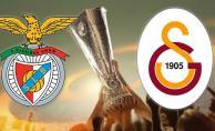 Benfica- Galatasaray Maçı Kaç Kaç Bitti? Benfica- Galatasaray Avrupa Ligi Maç Sonucu- Benfica- Galatasaray Tıkla Özet İzle
