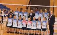 CEV Challange Kupası: Aydın Büyükşehir Belediyesi Kadın Voleybol takımı finale yürüyor. Rakip GEN-I Volley