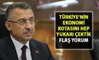 Fuat Oktay'dan ekonomi yorumu! Türkiye'nin ekonomi rotasını hep yukarı çektik