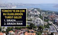 İstanbul'a en çok hangi ülkelerden turist geliyor?