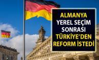 Almanya Türkiye'den ekonomi reform talep etti
