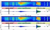 NASA#039;dan Bir İlk! Kızıl Gezegende İlk Deprem Kayıtlara Geçti