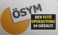 ÖSYM'ye FETÖ Operasyonu! eski ÖSYM Başkanı Ali Demir gözaltına alındı..