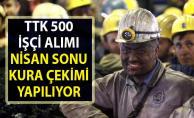 Türkiye Taşkömürü Kurumu (TTK) kura çekimleri!..