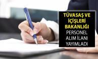 TÜVASAŞ ve İçişleri Bakanlığı Personel Alım İlanı Yayımladı! DPB Memur Personel Alım İlanları
