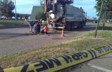 Trabzon'da Feci Olay! Kanalizasyona Düşen İşçi Akıntıya Kapılarak Kayboldu!