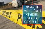 Erzurum Karayazı'da AK Partili Meclis Üyesi Ve Yeğeni Silahla Vurularak Öldürüldü