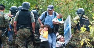 Avrupa'da ki Sığınmacı Krizi Gitgide Yükseliyor