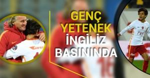 Galatasaray Tarihine Geçen Mustafa Kapı İngiliz Basınında