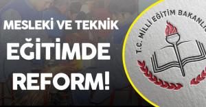 Mesleki ve Teknik Eğitimde Reform! Bakan Açıkladı 'Yakında Meclise Geliyor'