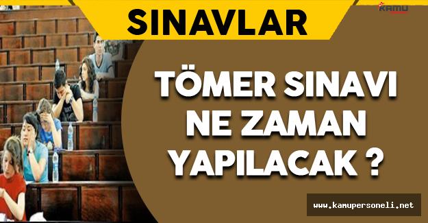 Ankara Üniversitesi 2016 TÖMER TIPDİL Sınavı Ne Zaman Yapılacak ?