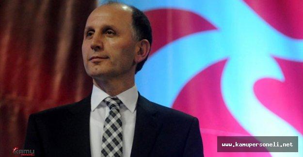 Trabzonspor'un Yeni Teknik Direktörü Kim Olacak? Başkan Usta Açıkladı